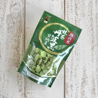 志賀商店の抹茶黒豆甘納豆(愛媛県)