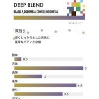 ディープブレンド/深煎り(100g)