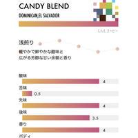 キャンディブレンド/浅煎り(100g)