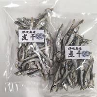 伊吹島産 高級煮干し <80g×2袋> (送料込)