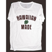 HAWAIIAN MADE T WH