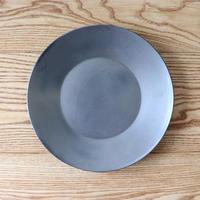 リム皿(9寸)シルバー