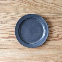 リム皿(6寸)シルバー