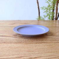 リム皿(5寸)ブルー