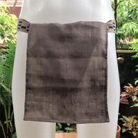 ふんどし 【リネングレイ タイプ01】 ShiNoBi Fundoshi Linen  Gray01