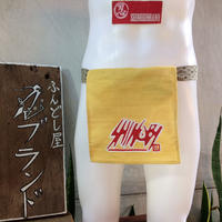 ふんどし 【リネンイエローSHINOBIロゴ】 ShiNoBi Fundoshi Linen Yellow SHINOBI Logo