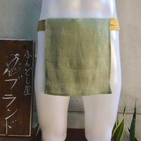 ふんどし 【亜麻 ライトグリーン 】 ShiNoBi Fundoshi Linen  Lite green n01