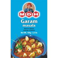 ガラムマサラ  GARAM MASALA  【MDH】 -  100g