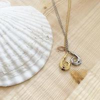 no.29 fish hook Hawaiian necklace