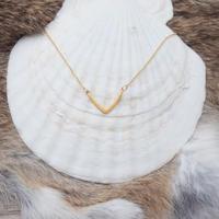 14kgf  v necklace