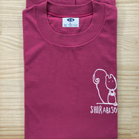 オリジナルTシャツ【りす】ローズ