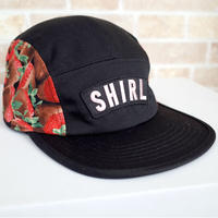 CHOCOLATE STRAWBERRY 5 PANEL CAP (STRAWBERRY) made in japan (SH18HO14YUI)