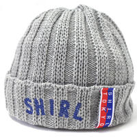 ARCH LOGO OUTLAST BEANIE  (MIX GREY) Made in Japan (SH160508GRY)