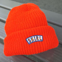 Stripe Arch Flash Watch cap  (Flash Orange) SH180613ORG