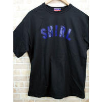 限定数量 チャンピオン BLUE ARCH LOGO SS T-SHIRTS [CHAMPION 7oz] SS T-SHIRTS  (BLACK)(SH201209BLK)