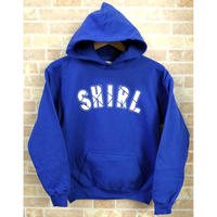 [キッズサイズ] STITCH ARCH  LOGO PULL OVER HOODIE (ROYAL BLUE)(SH191313KBL)