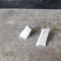 square glass pierce