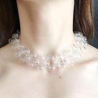bubble  bubble  necklace
