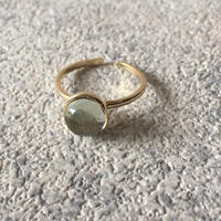 glass ring L