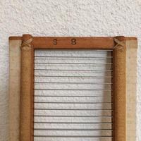 D092【USED】ステンレス筬 内寸50.3㎝ 8羽