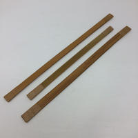 G068【USED】竹製 伸子 3本 30.5cm 38cm