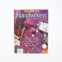 【古本】B2_188 HANDWOVEN September / October 1999