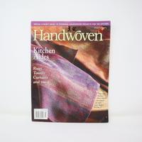 【古本】B2_201 HANDWOVEN March / April 2002