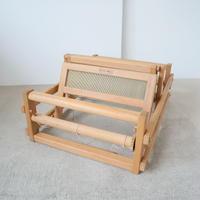 P035【USED】<カランコ>卓上機織 織幅30cm