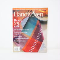 【古本】B2_202 HANDWOVEN May / June 2002