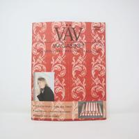 【古本】B2_149 Vav Magasinet VÄVMAGASINET NR1 2011 日本語訳冊子付