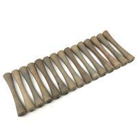 H061【USED】小管 15本 長さ8.3㎝