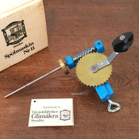 G089【USED】<Glimakra> Sweden Bobbin Winder  緯糸巻 小管巻
