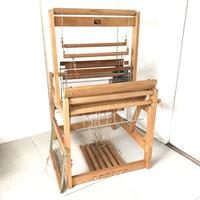 H083【USED】<東京手織>KM-520 踏木6枚 4枚綜絖 最大織幅52cm