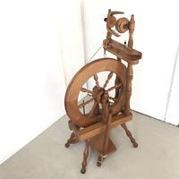 D096【USED】<ashford>アシュフォード 糸巻き 紡ぎ車