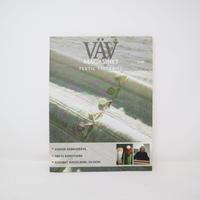 【古本】B2_139 Vav Magasinet VÄVMAGASINET NR3 2009 日本語訳冊子付