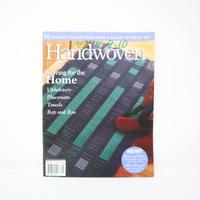 【古本】B2_208 HANDWOVEN September / October 2003