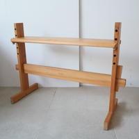 R023【USED】Glimakra社 スウェーデン グリモクラ 高さ調整可能 機織用椅子