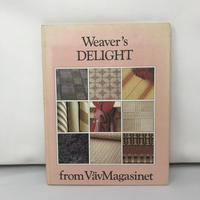 【古本】B288   Weavers Delight from VävMagasinet