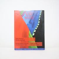 【古本】B2_142 Vav Magasinet VÄVMAGASINET NR2 2005 日本語訳冊子付