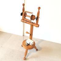 G078【USED】<東京手織> 電動糸車 シングルベルト