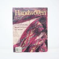 【古本】B2_169 HANDWOVEN November / December 1995