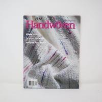 【古本】B2_180 HANDWOVEN January / February 1998