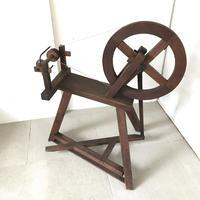 H067【USED】糸車 糸紡ぎ機