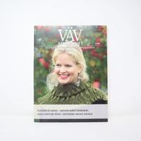 【古本】B2_127 Vav Magasinet VÄVMAGASINET NR4 2007 日本語訳小冊子付