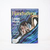 【古本】B2_193 HANDWOVEN September / October 2000