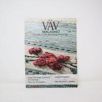 【古本】B2_121 Vav Magasinet VÄVMAGASINET NR2 2006 日本語訳小冊子付