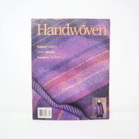 【古本】B2_170 HANDWOVEN January / February 1996