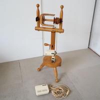 M023【USED】<東京手織> 電動糸車1  シングルベルト