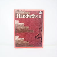 【古本】B2_164 HANDWOVEN September / October 1986