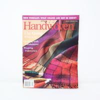 【古本】B2_210 HANDWOVEN January / February 2004